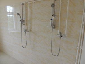 Ванная комната в Отель у автостанции Острогожск