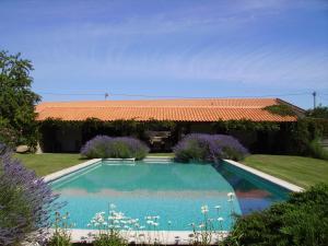 A piscina em ou perto de Casa de Santo Antonio de Britiande