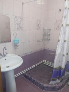Ванная комната в Dom v Abzakovo