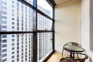 Балкон или терраса в Apartment Comfort 32