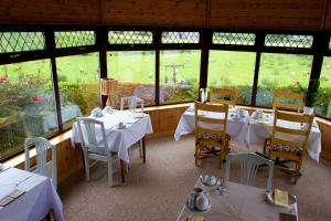 A restaurant or other place to eat at Mourneview B & B