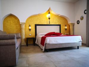Letto o letti in una camera di RIAD - Comfort Rooms