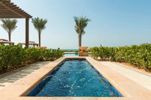 The swimming pool at or close to Ajman Saray, a Luxury Collection Resort