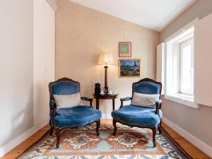 Coin salon dans l'établissement Dear Lisbon - Charming House