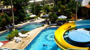 A view of the pool at Resort Pau Brasil All Inclusive or nearby