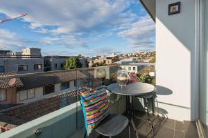 A balcony or terrace at Scenic Bondi Living