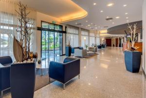 Лобби или стойка регистрации в Best Western Hotel Turismo