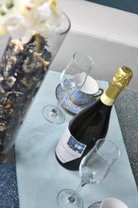 Băuturi la Apartament Ocean Blue