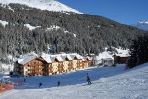 Hotel Residence 3 Signori durante l'inverno