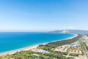 A bird's-eye view of Van-Pretty Residence Haitang Bay Sanya