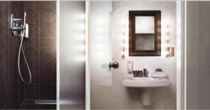 A bathroom at Hotel Esprit