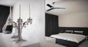 A bed or beds in a room at Hotel Esprit