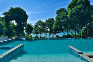 The swimming pool at or near Railay Great View Resort