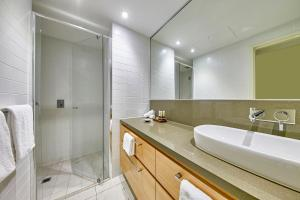 A bathroom at The Sebel Mandurah