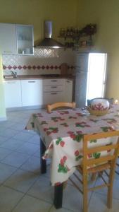 Cucina o angolo cottura di Amazing apartment near the seaside