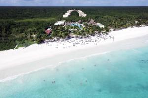 A bird's-eye view of Catalonia Royal Tulum Beach & Spa Resort Adults Only - All Inclusive