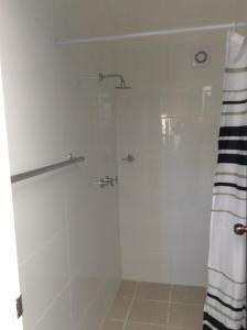 A bathroom at Alpha Centauri Townhouses