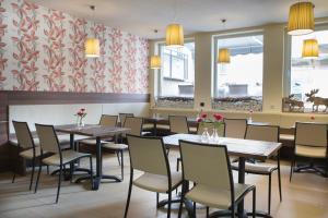 Restoran ili drugo mesto za obedovanje u objektu Garni Hotel Zenit