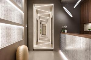 El vestíbulo o zona de recepción de A World Aparts - Barberini Boutique Hotel