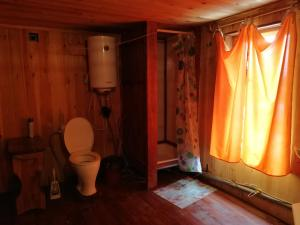 A bathroom at Guesthouse Pushkina