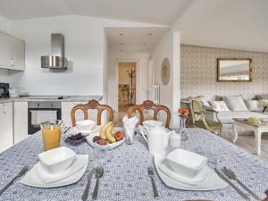 Restaurace v ubytování Apartment Plesia