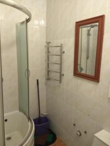 Ванна кімната в 1-к квартира метро Университет