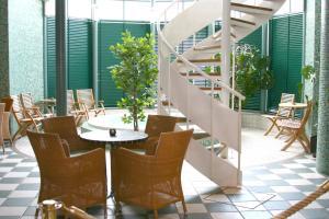 En restaurang eller annat matställe på Söderköpings Brunn