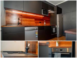 A kitchen or kitchenette at Armidale Executive Accommodation - City Centre