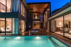 The swimming pool at or near V Villas Hua Hin, MGallery