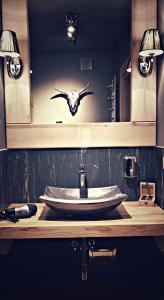 A bathroom at Tatrzański biegun