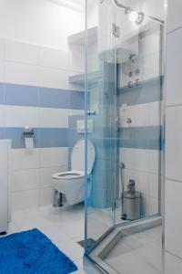 Kupatilo u objektu RMB Savamala Apartments