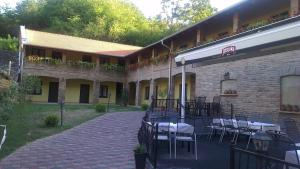 A restaurant or other place to eat at Rooms Villa Iva