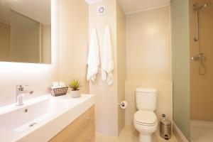 A bathroom at Lima Walking Apartments - Central Miraflores