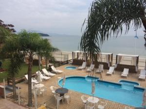 Vista de la piscina de Canasvieiras Hotel o alrededores