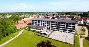 Blick auf Milling Hotel Søpark aus der Vogelperspektive