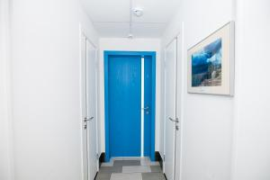 Ванная комната в Hostel Croc