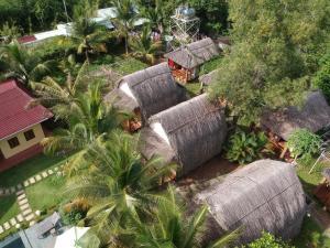 A bird's-eye view of Ninila Fruit Farm Bungalow