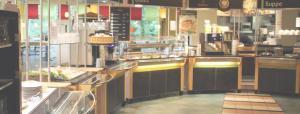 Ein Restaurant oder anderes Speiselokal in der Unterkunft Autobahn Motel Siegerland Ost