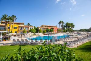 The swimming pool at or near Grupotel Playa Club
