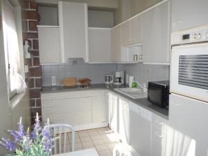 Küche/Küchenzeile in der Unterkunft Villa Turckheim