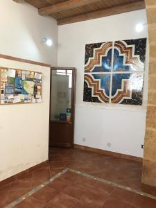 The lobby or reception area at Dimora Tipica