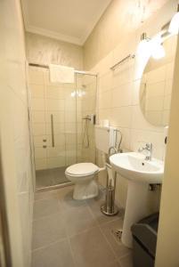 Kupatilo u objektu Vila LOLA