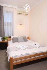 Krevet ili kreveti u jedinici u okviru objekta Vila LOLA