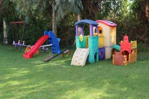 Ο χώρος παιχνιδιού για παιδιά στο Primavera Hotel