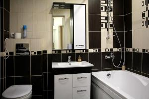 Ванная комната в Apartment in the city centre
