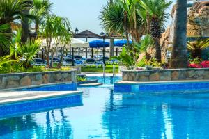 The swimming pool at or near Lordos Beach Hotel & Spa