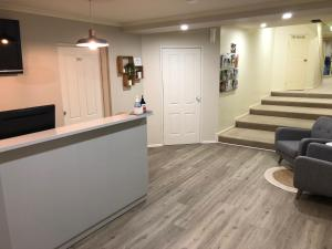 The lobby or reception area at Lifestyle Apartments at Ferntree