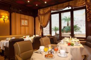 Ресторан / где поесть в Hôtel Mayfair Paris