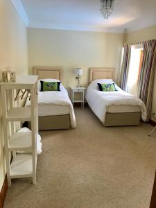 A bed or beds in a room at Seawell