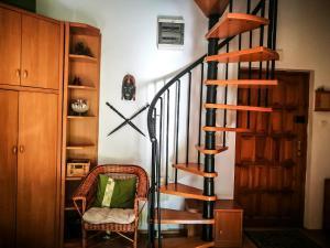 Część wypoczynkowa w obiekcie Baltic Apartments-Willa Carmen 13